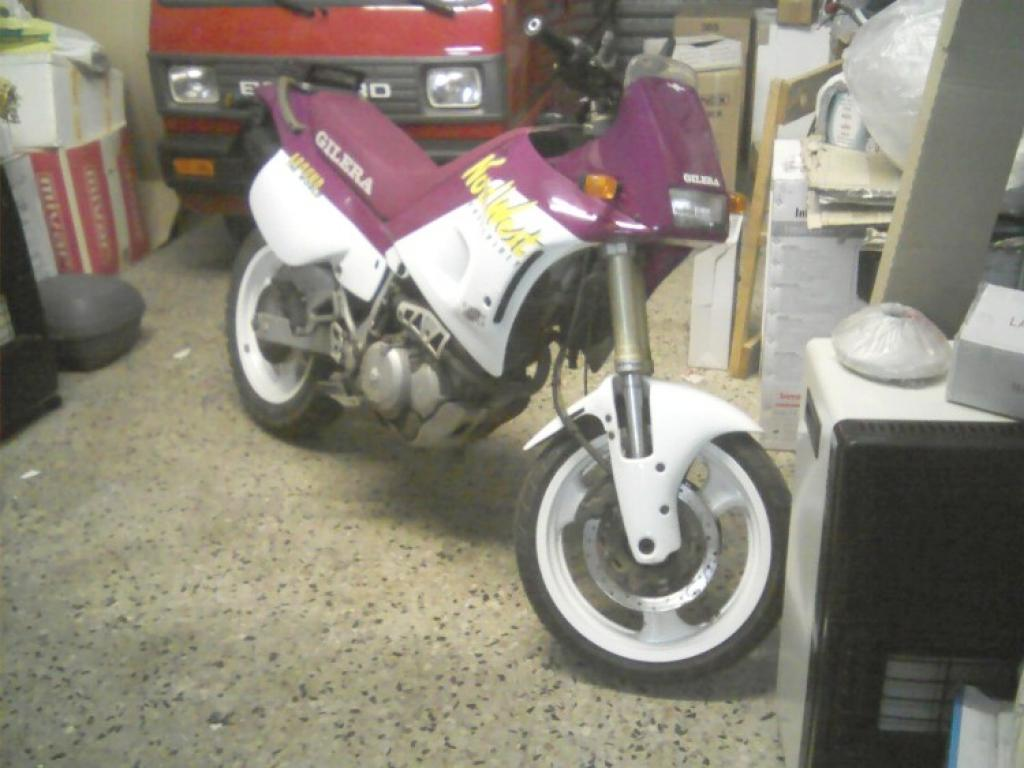 Gilera 600 Nordwest images #96232