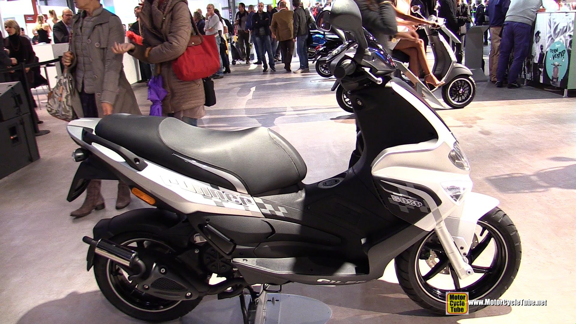 Gilera Runner 50 Black Soul 2015 images #76490