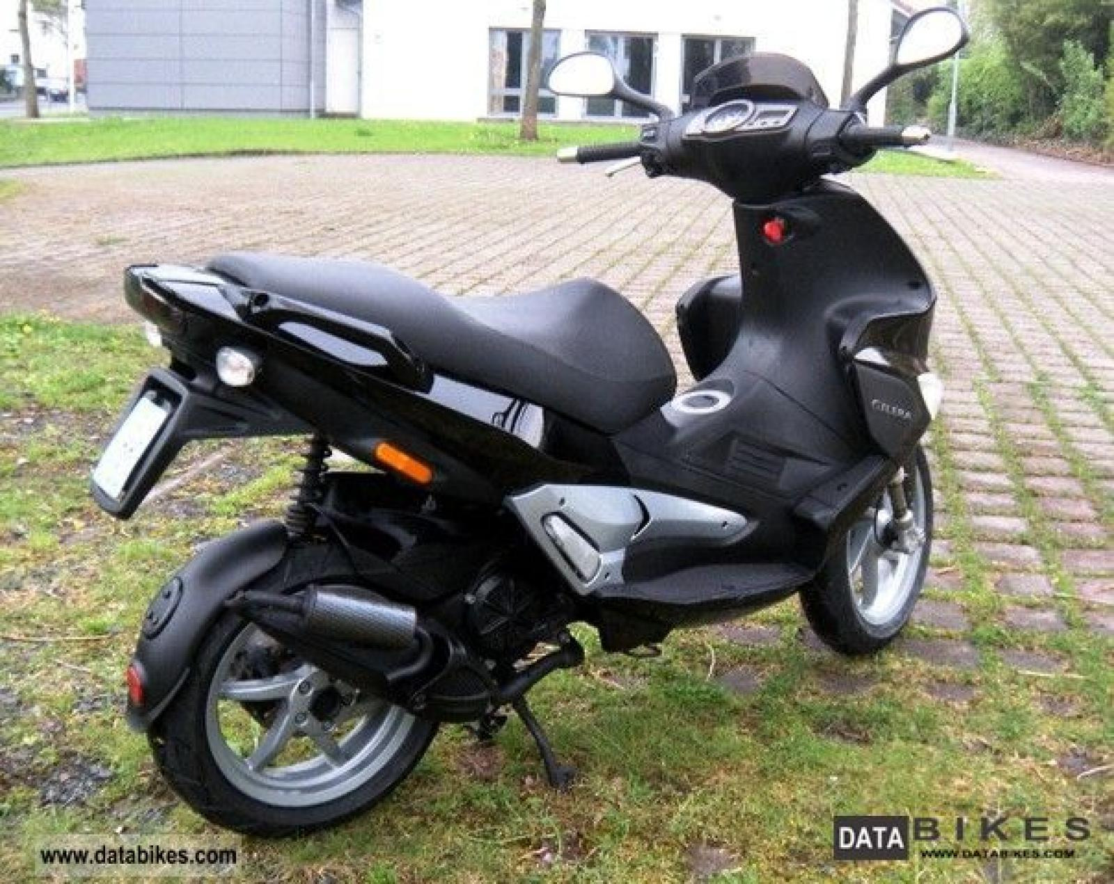 Gilera Runner Pure Jet 2007 wallpapers #160745