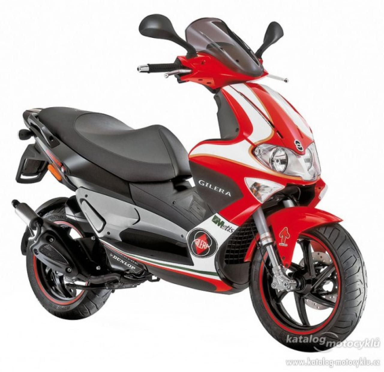 Gilera Runner SC 125 2007 wallpapers #137040