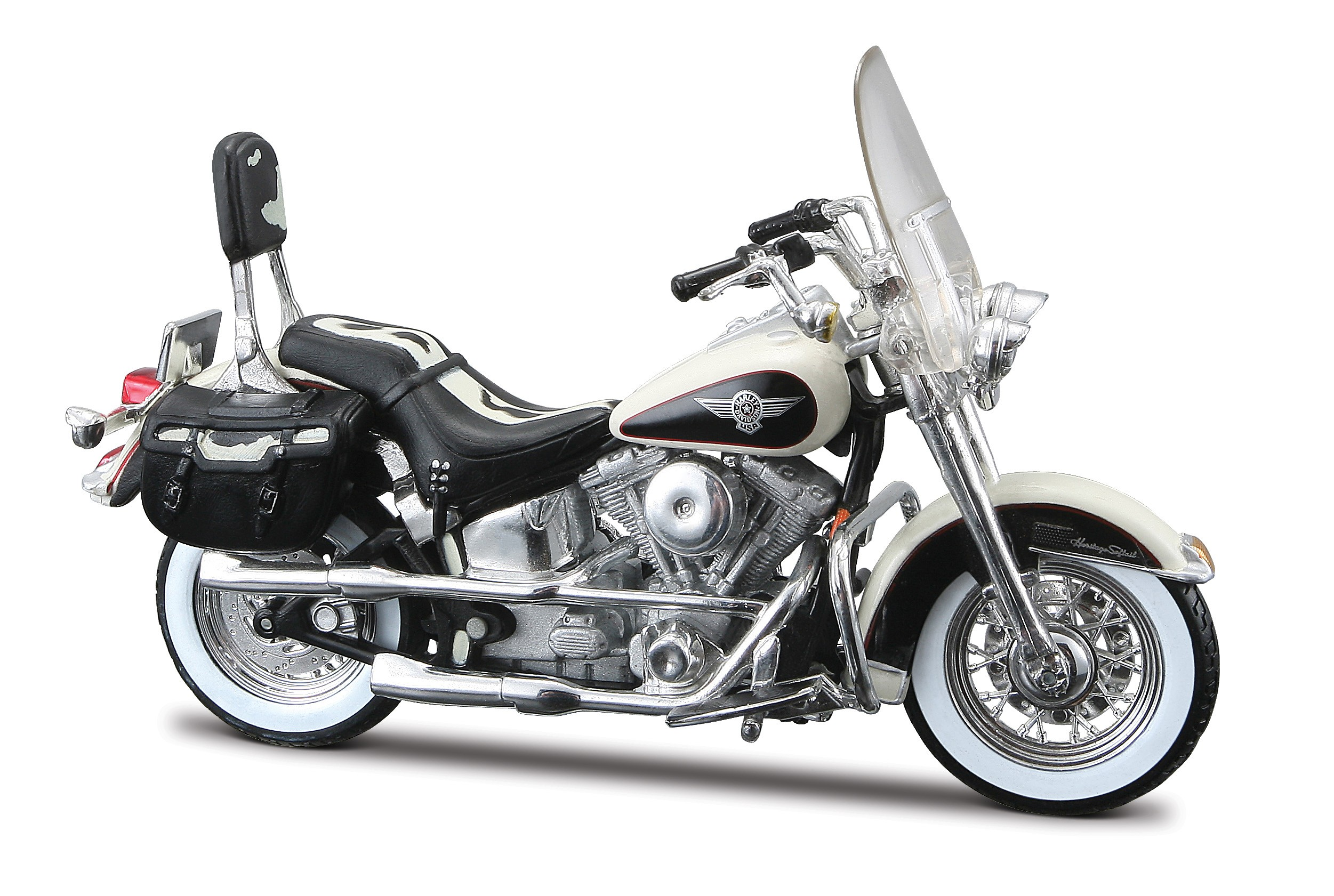 Harley-Davidson FLSTC Heritage Softail Classic 1998 images #80165