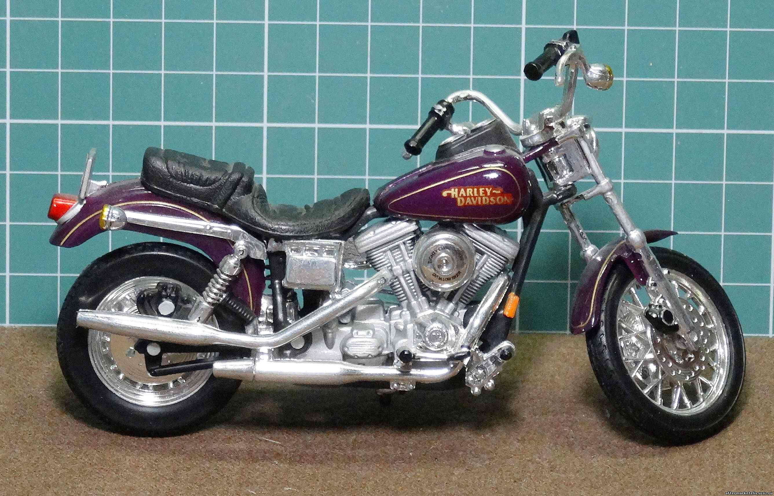 Harley-Davidson FXSTS Springer Softail 2004 images #81255