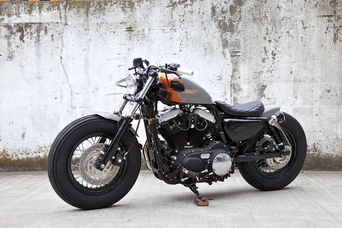 Harley-Davidson XL1200X Forty-Eight pics #20504