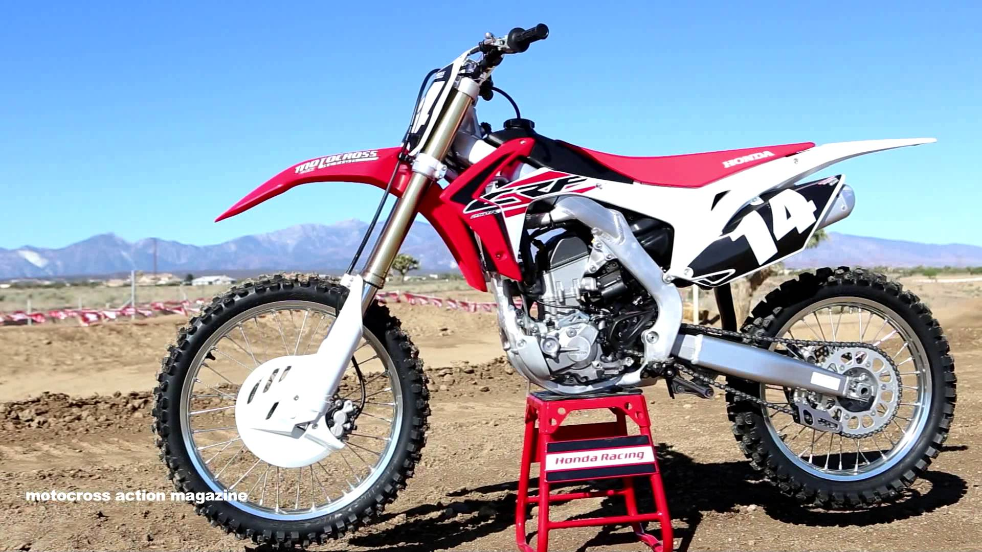 Honda CRF 250 M 2015 wallpapers #134367