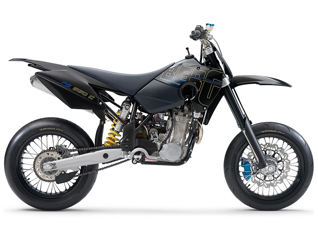 Husaberg FS 650 C 2006 wallpapers #160646