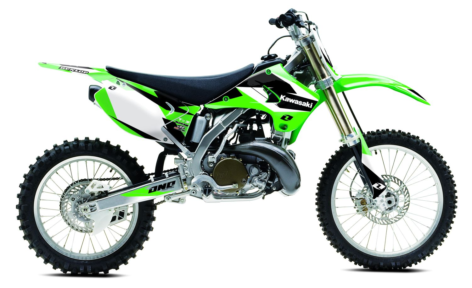 Kawasaki KX 85 II 2006 wallpapers #160547