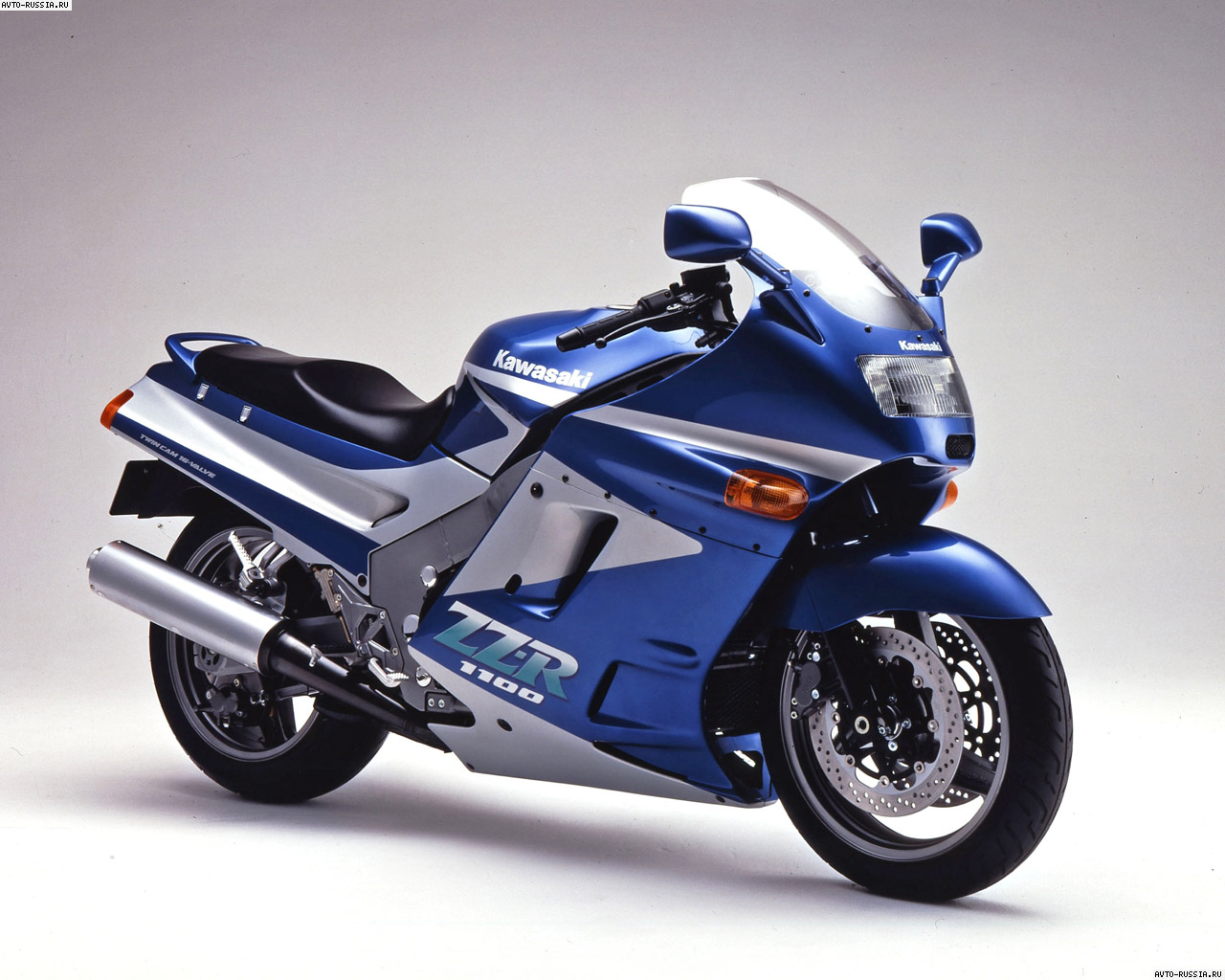 Kawasaki ZZR 1100 1996 wallpapers #134564