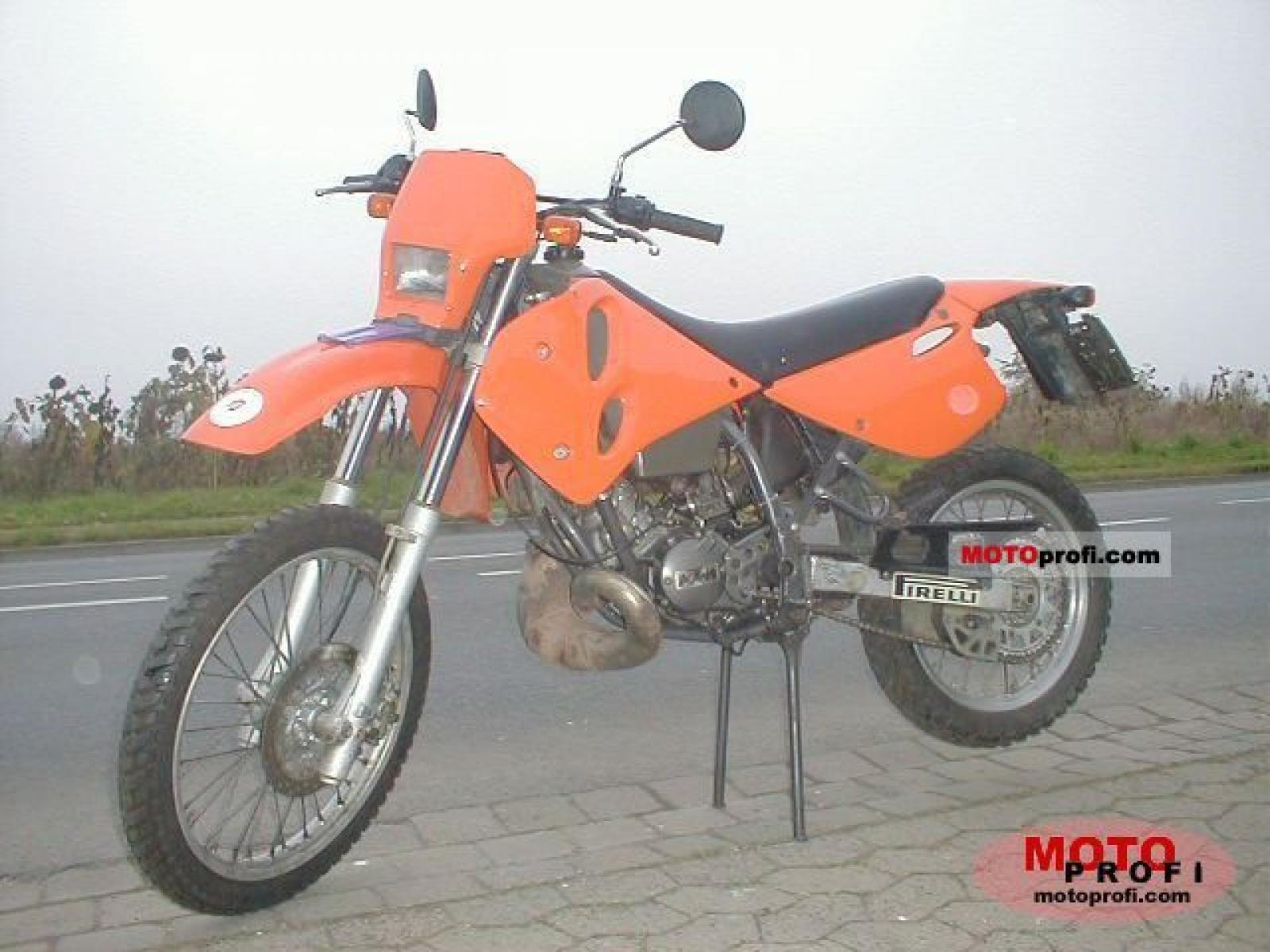 KTM 125 LC2 1998 wallpapers #162130