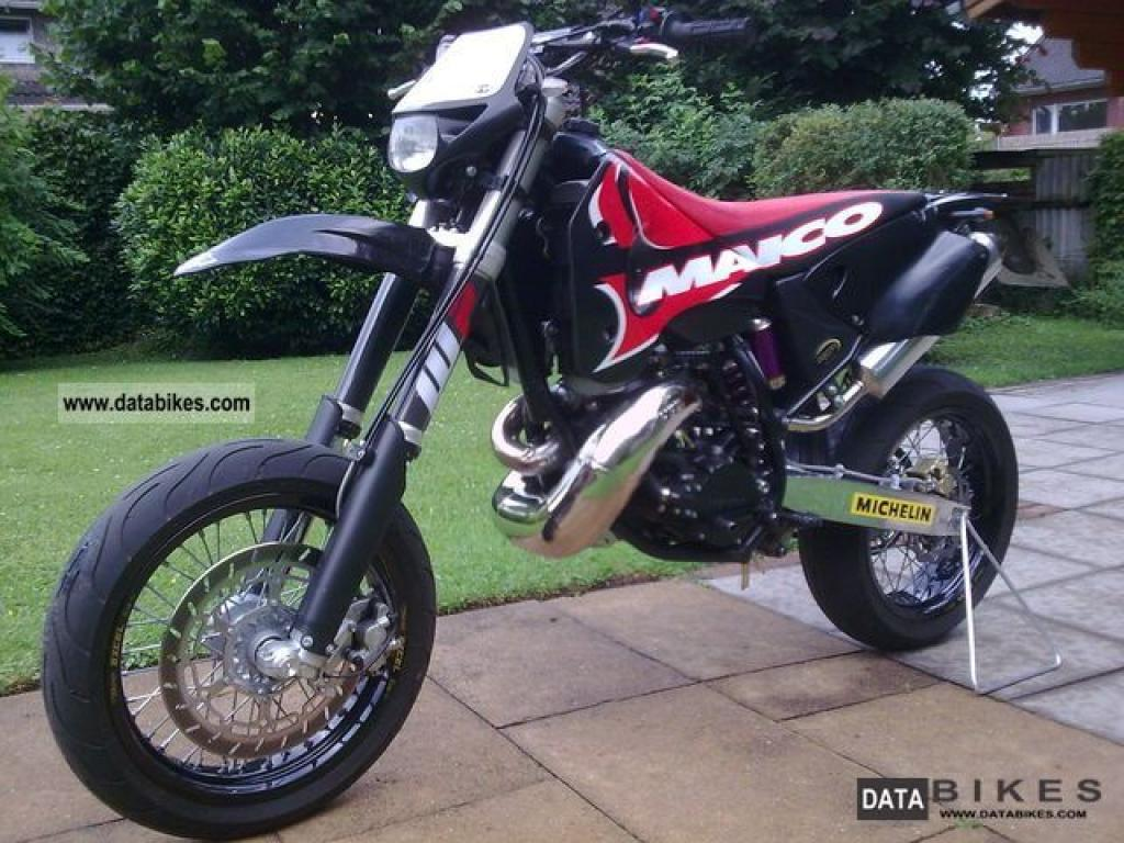 Maico 500 Supermoto Pics Specs And List Of Seriess By Year Onlymotorbikes Com