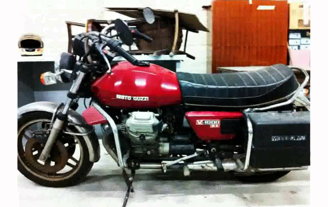 Moto Guzzi V 1000 I-Convert 1976 wallpapers #139622