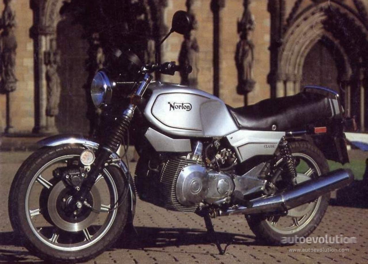 Norton Classic 1988 wallpapers #140812