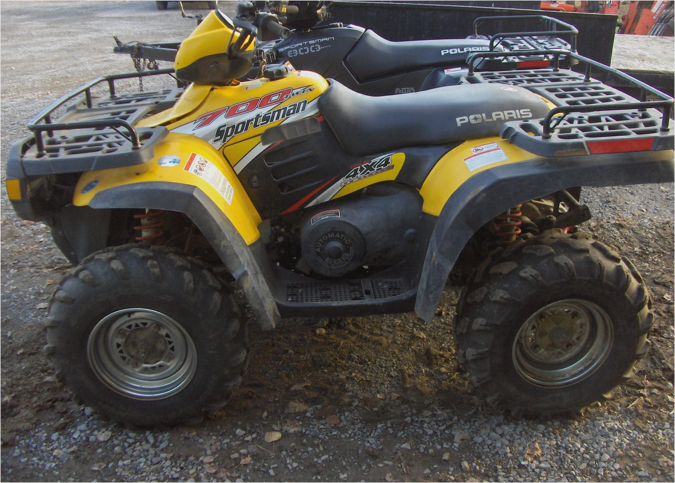 Polaris Sportsman 700 2007 images #121217