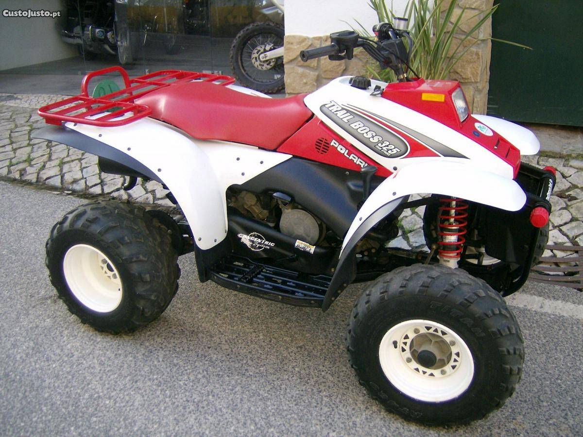 Polaris Trail Boss 325 2001 images #121415