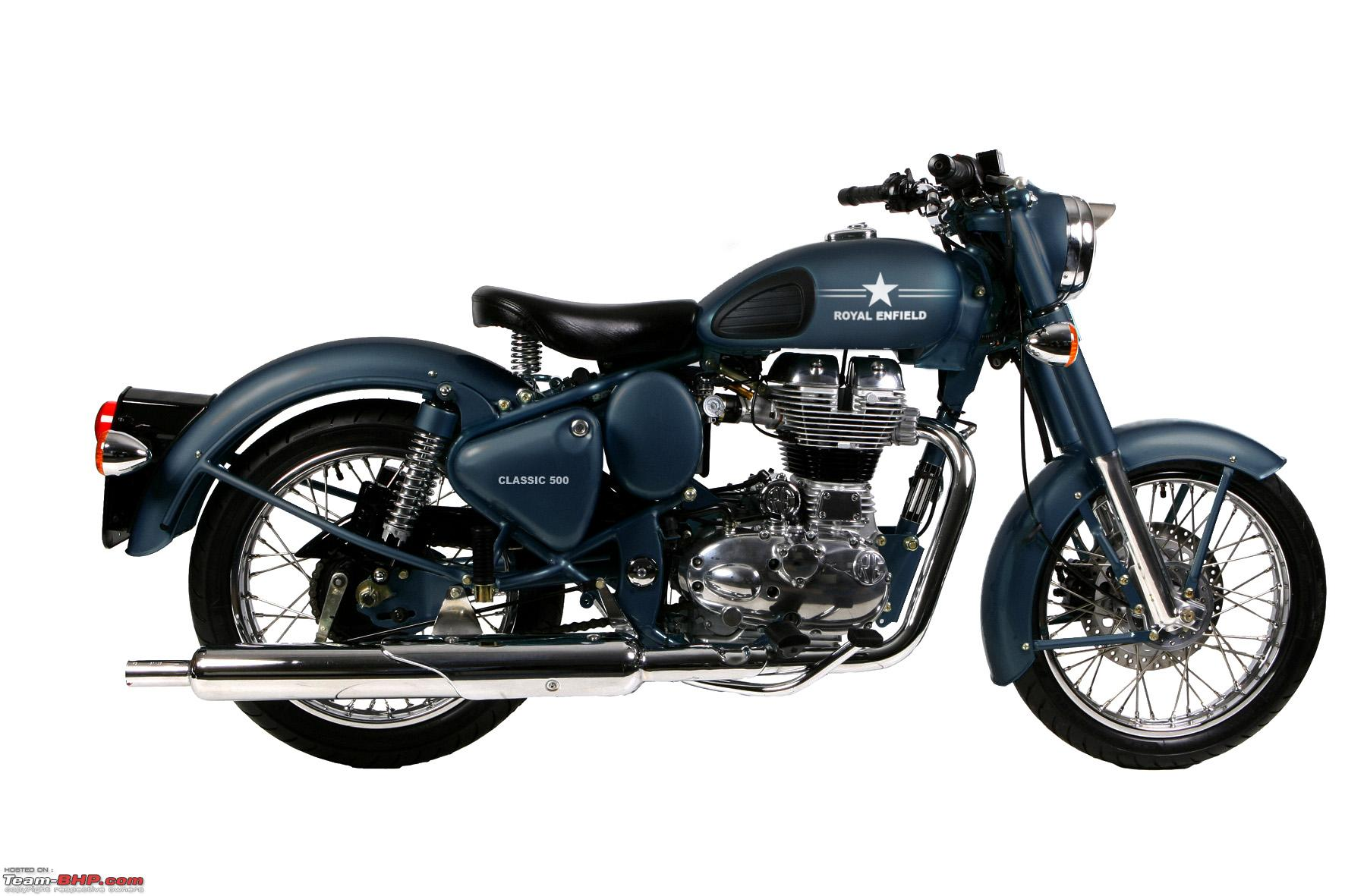 Royal Enfield Bullet 350 Classic 2006 wallpapers #141309
