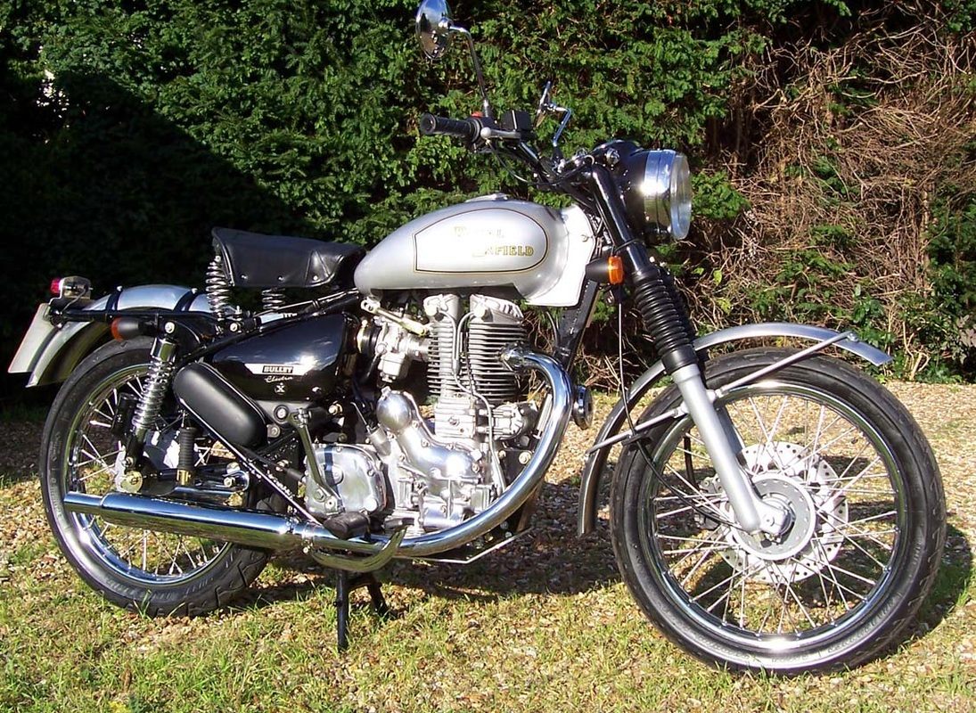 Royal Enfield Bullet 500 Trial Trail 2007 images #123684
