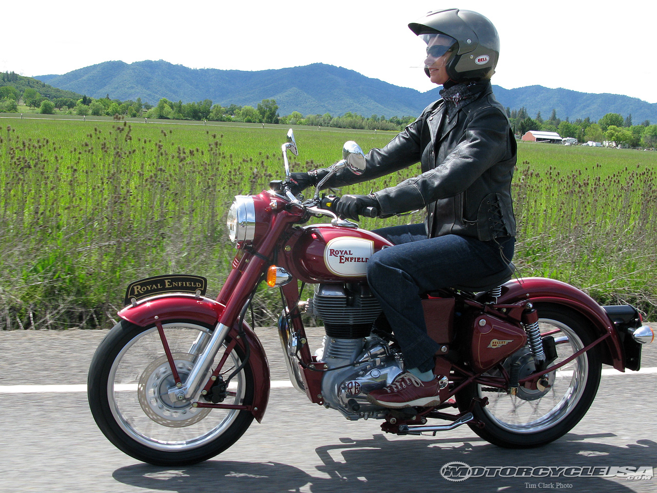 Royal Enfield Bullet C5 Classic EFI 2010 images #127525