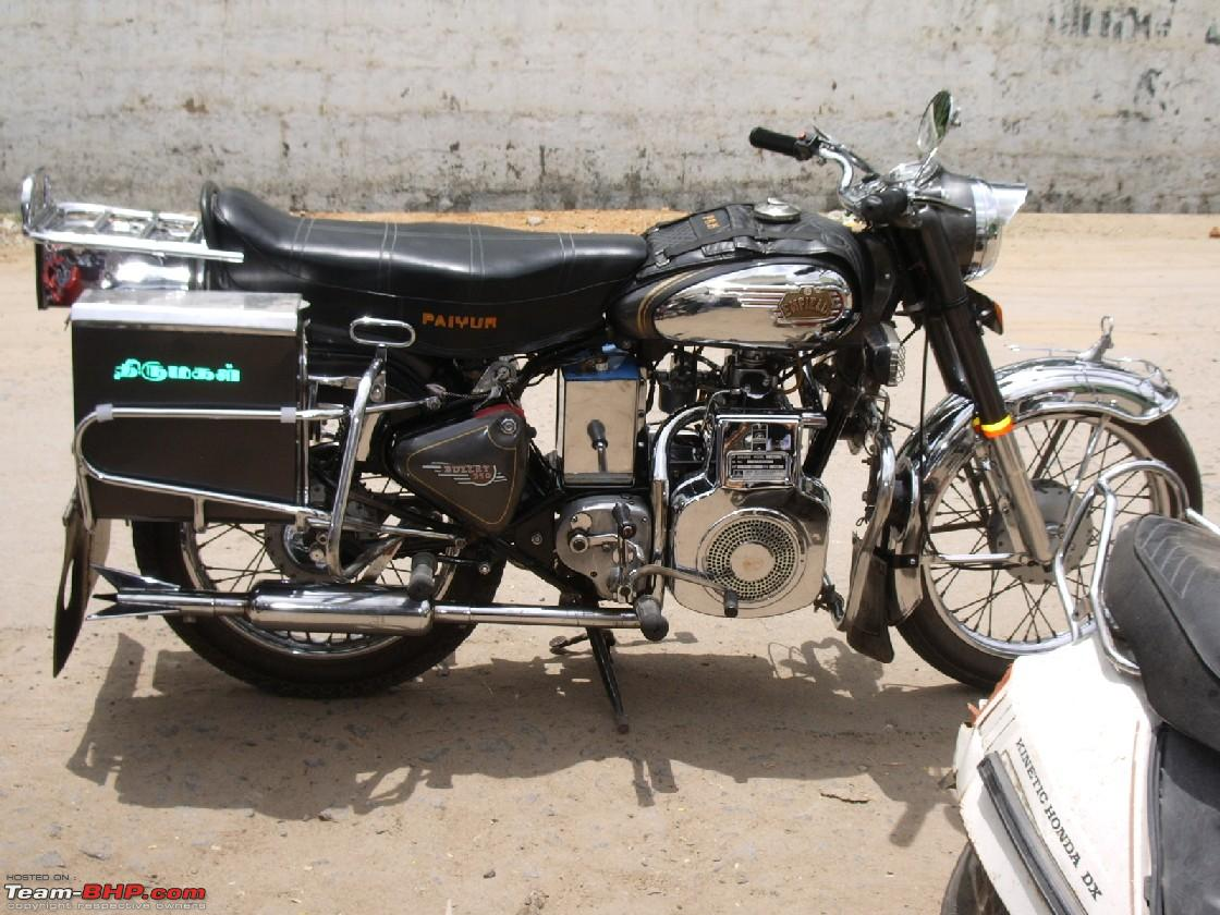 Royal Enfield Diesel 1998 images #125969
