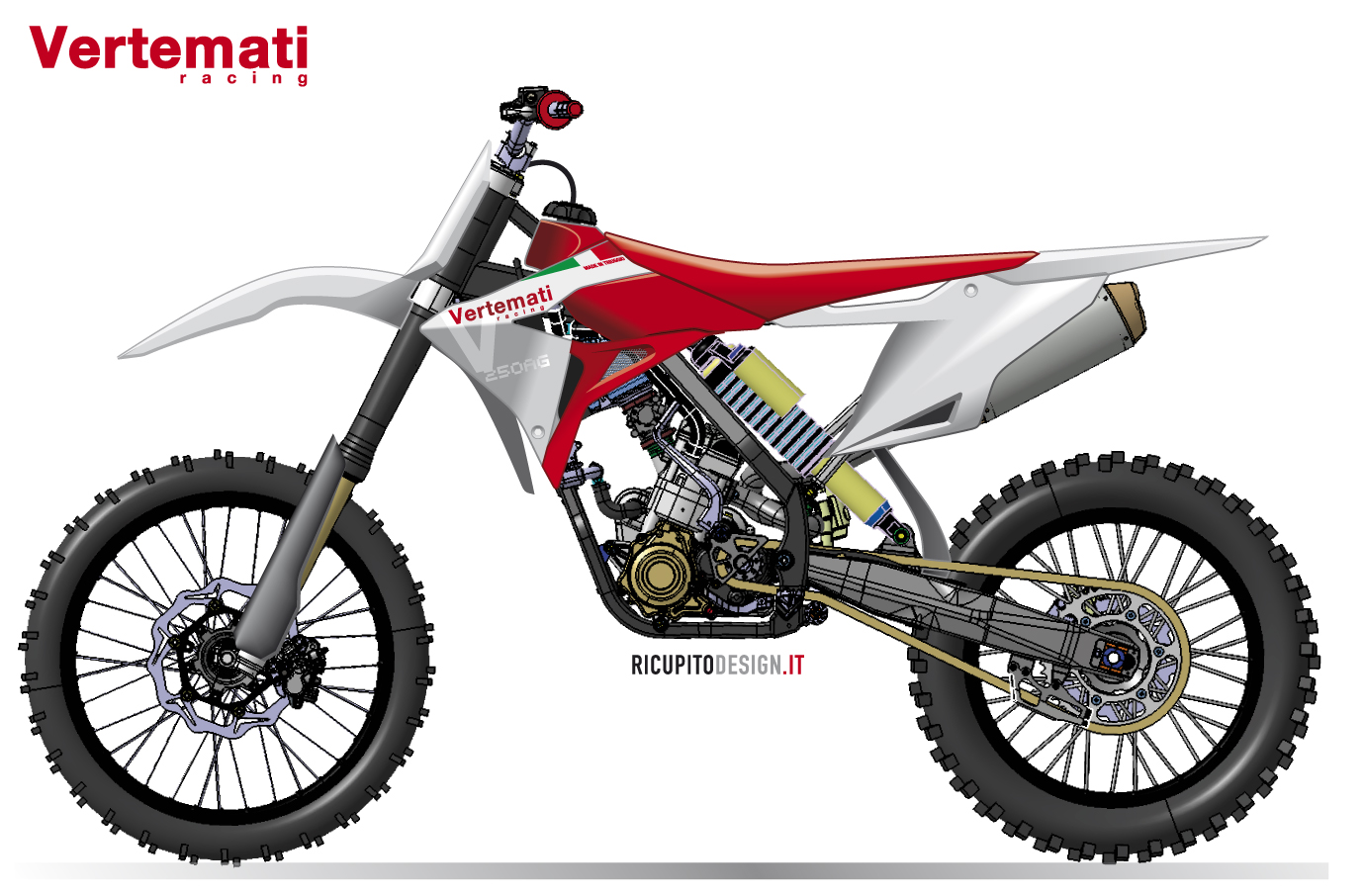 Vertemati E 450 E Enduro wallpapers #141408