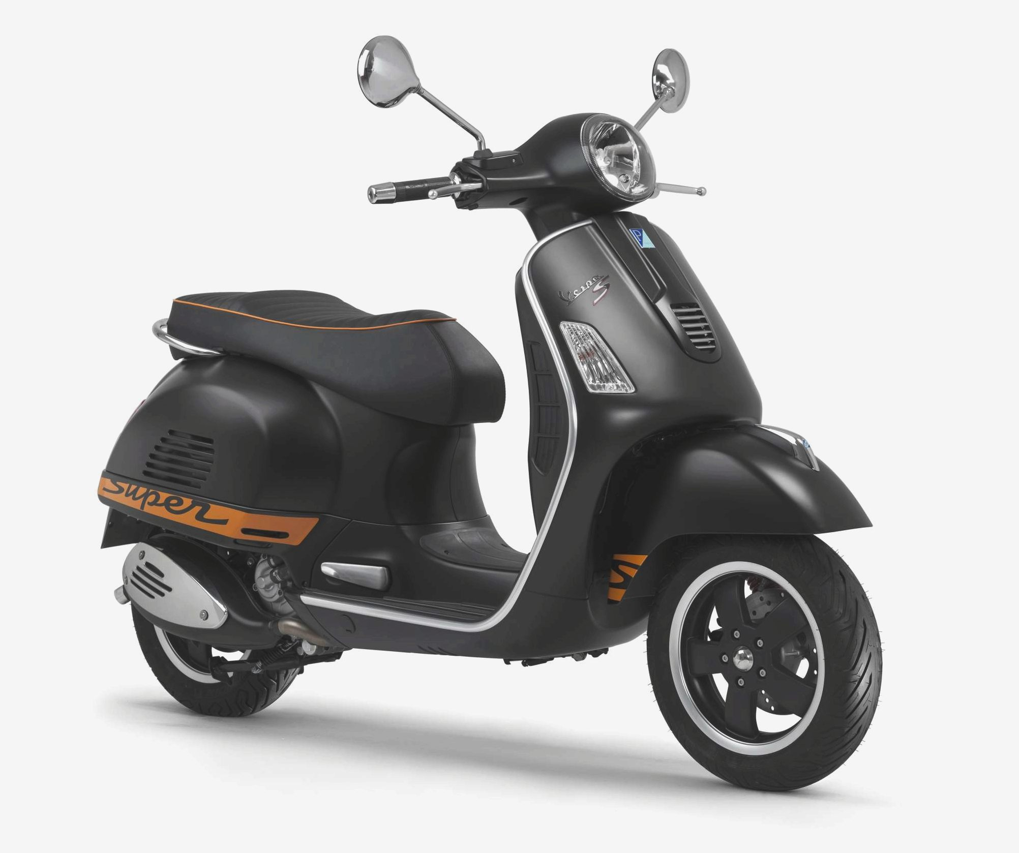 2011 vespa gts supersport 125 ie pics specs and. Black Bedroom Furniture Sets. Home Design Ideas