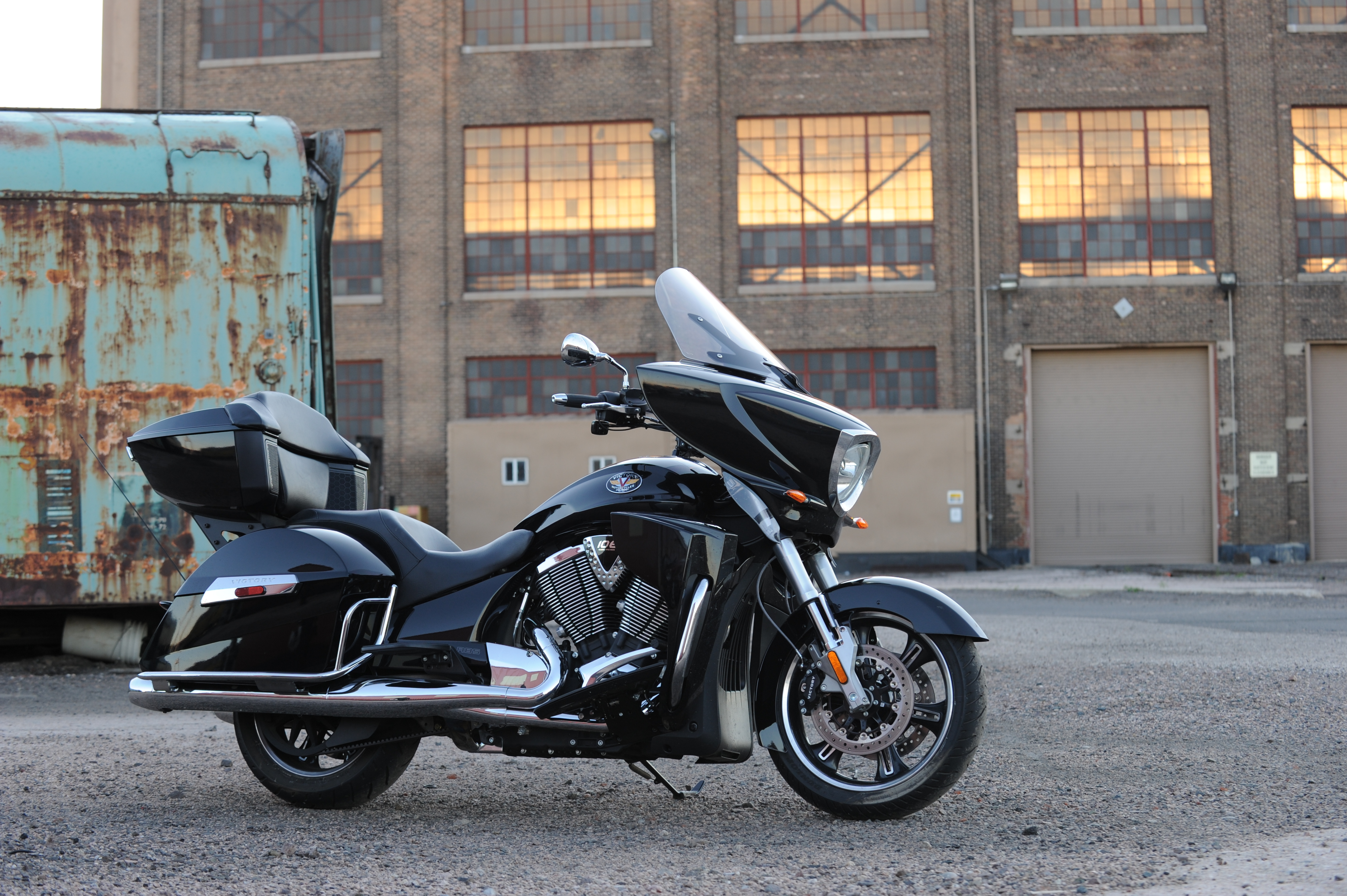Victory Touring Cruiser 1500 2003 wallpapers #130500