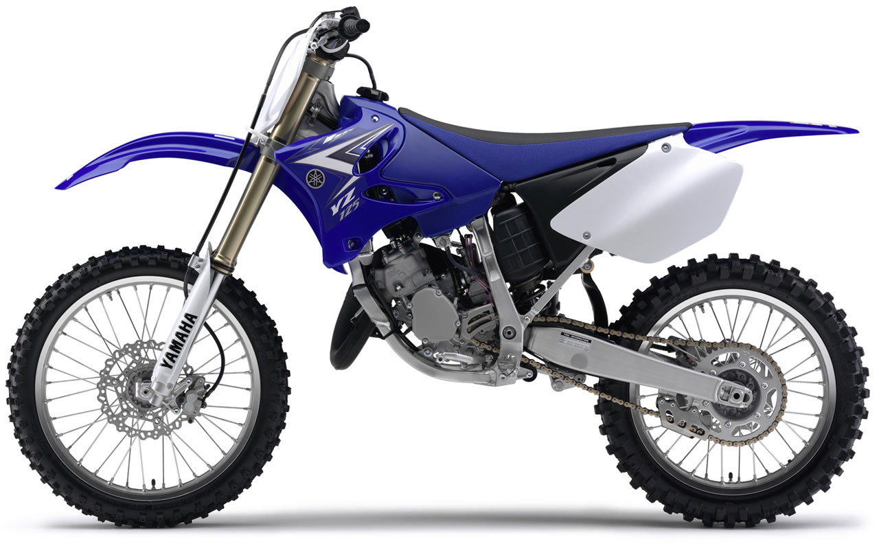 Yamaha YZ 125 1997 wallpapers #136244