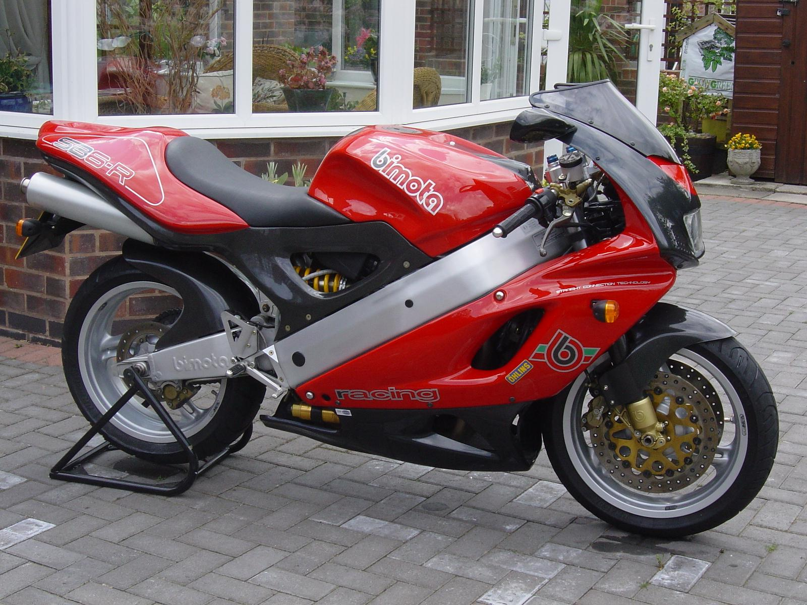Bimota Sb 6 R Pics Specs And List Of Seriess By Year