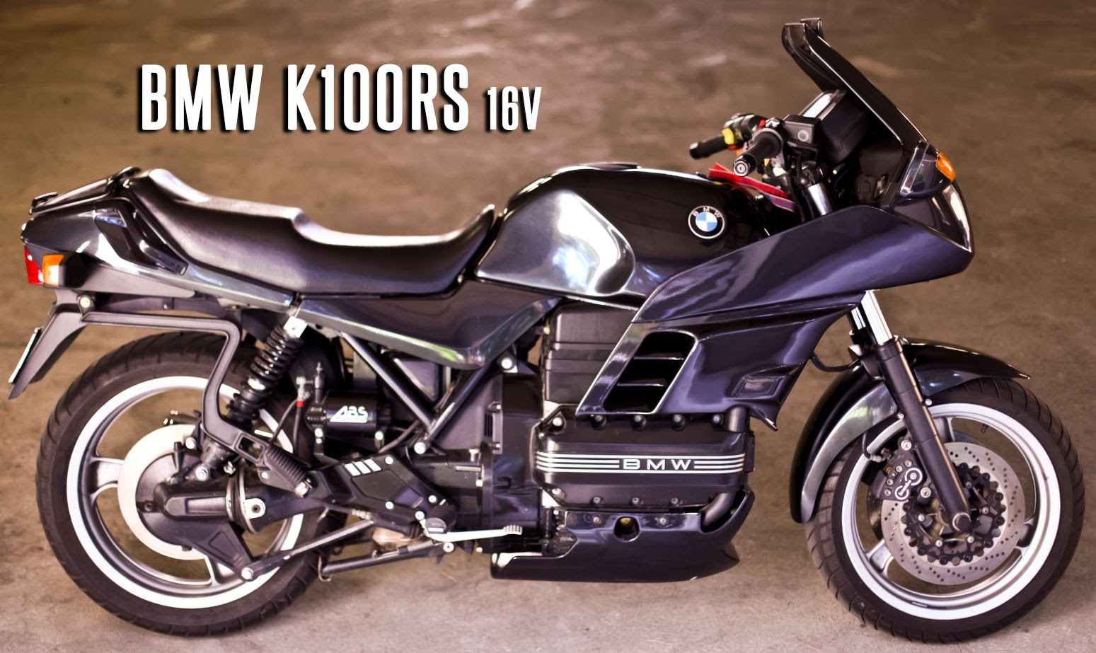 BMW K100RS images #5914
