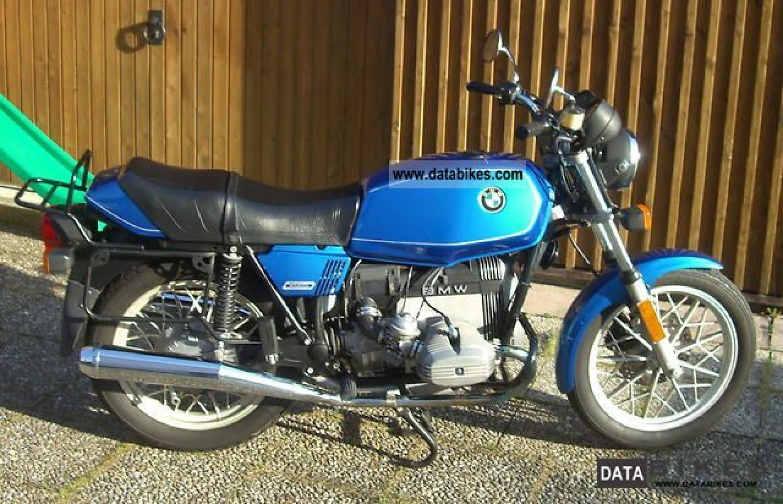 BMW R45 (reduced effect) images #77164