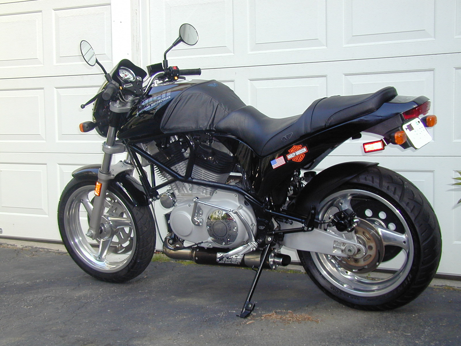 Buell M2 Cyclone 2001 images #65523