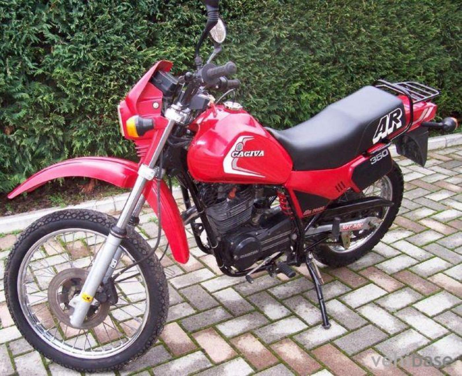 Cagiva SX 250 1983 images #67996