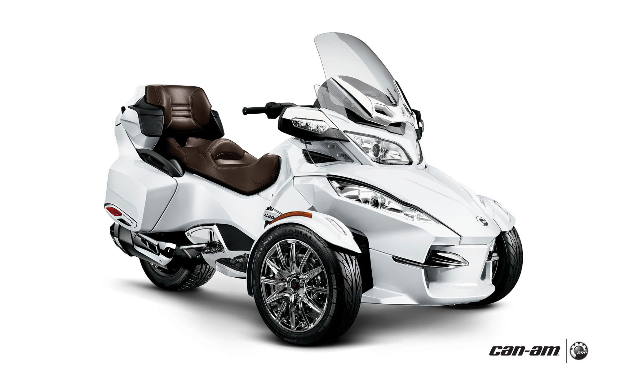 Can-Am Spyder ST-S Limited 2014 images #68687