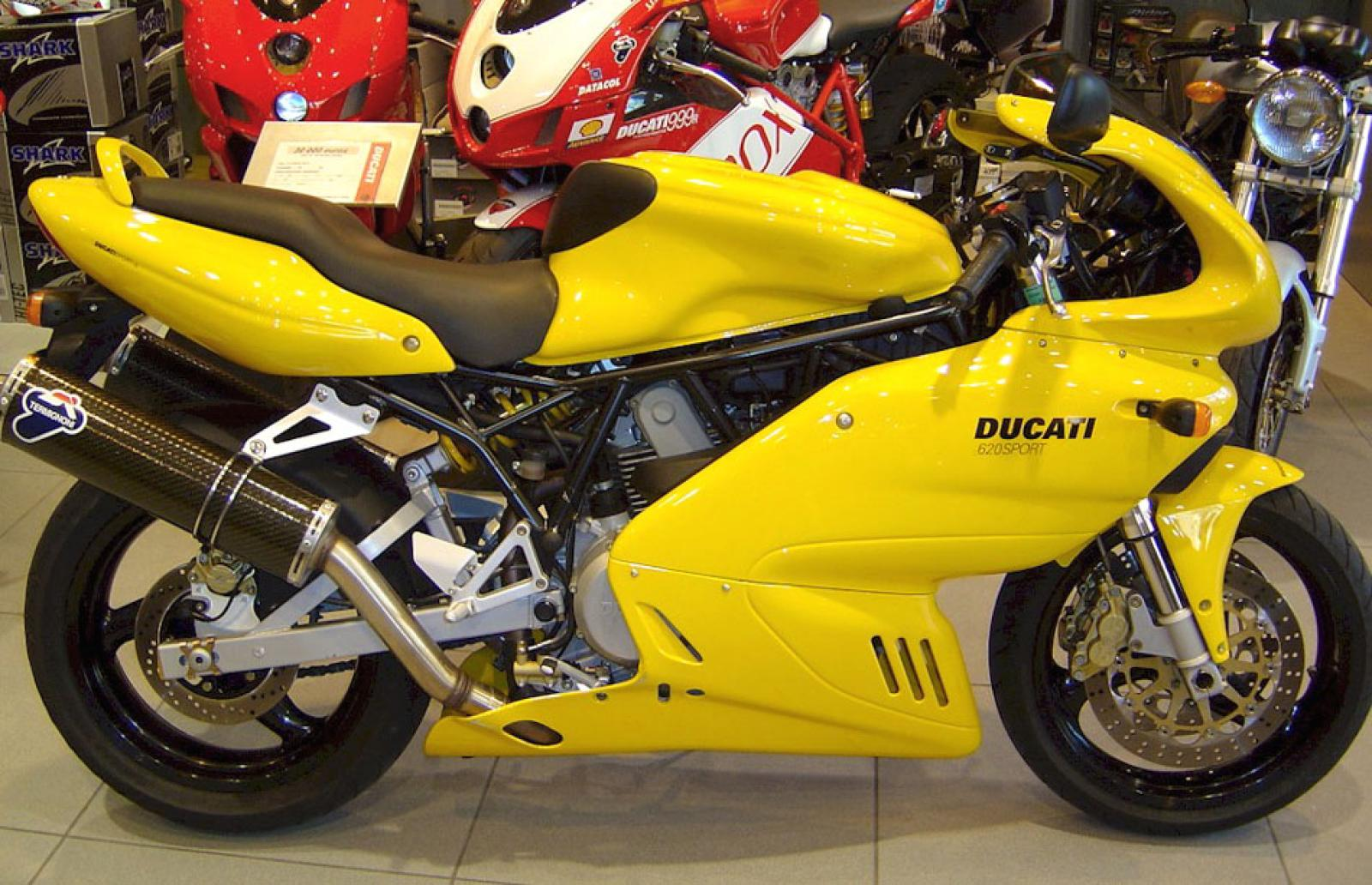 Ducati 800 Sport 2003 wallpapers #11263