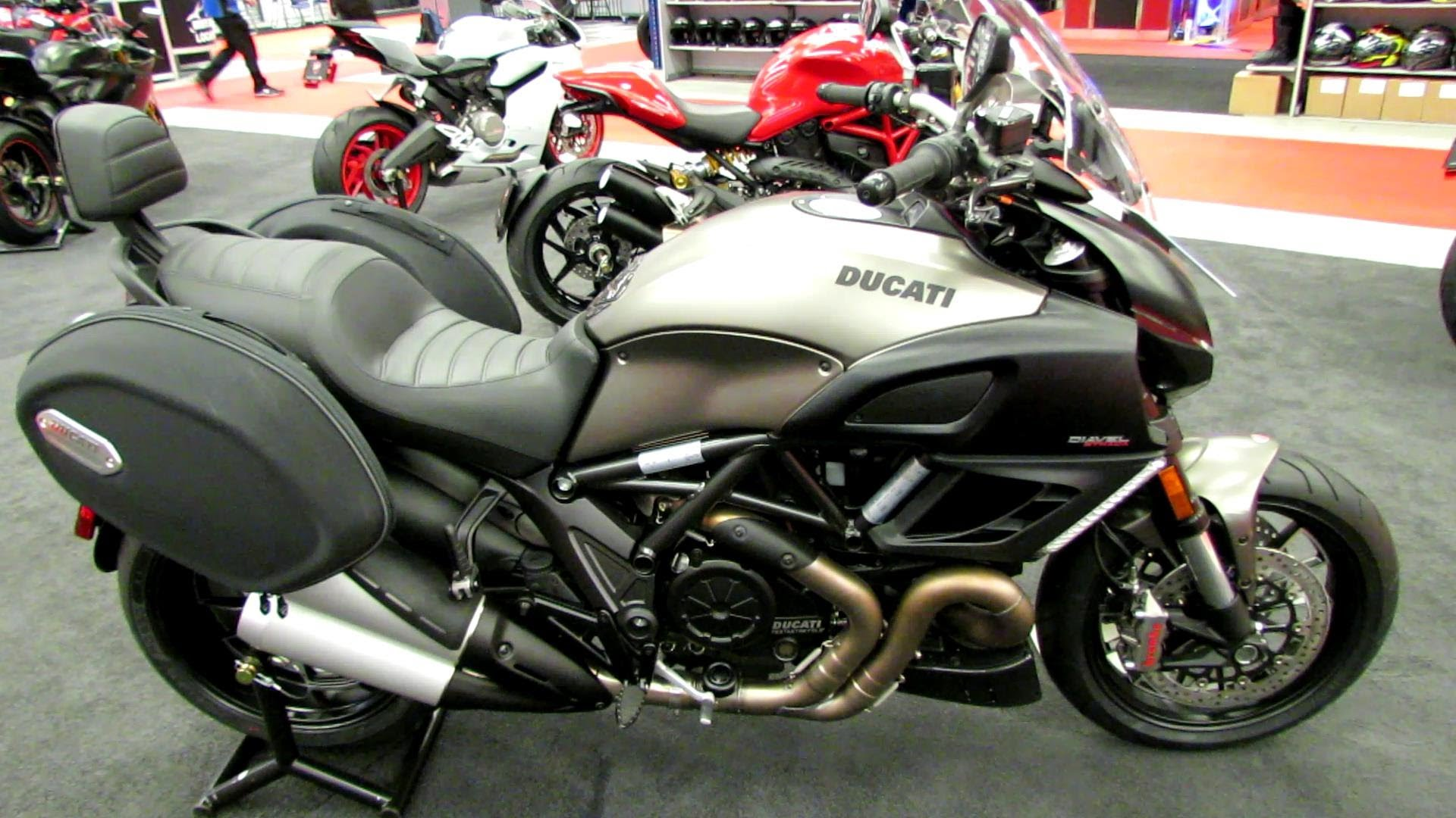 Ducati Diavel Strada 2013 wallpapers #12755