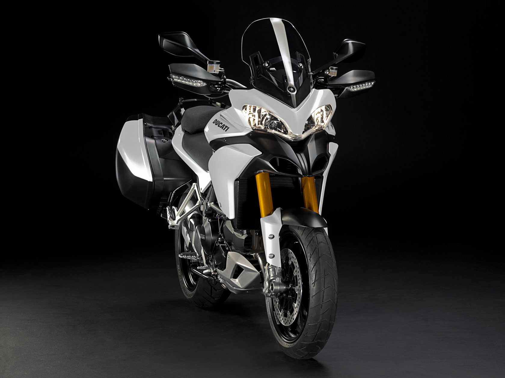 Ducati Multistrada 1200 S Touring wallpapers #163421