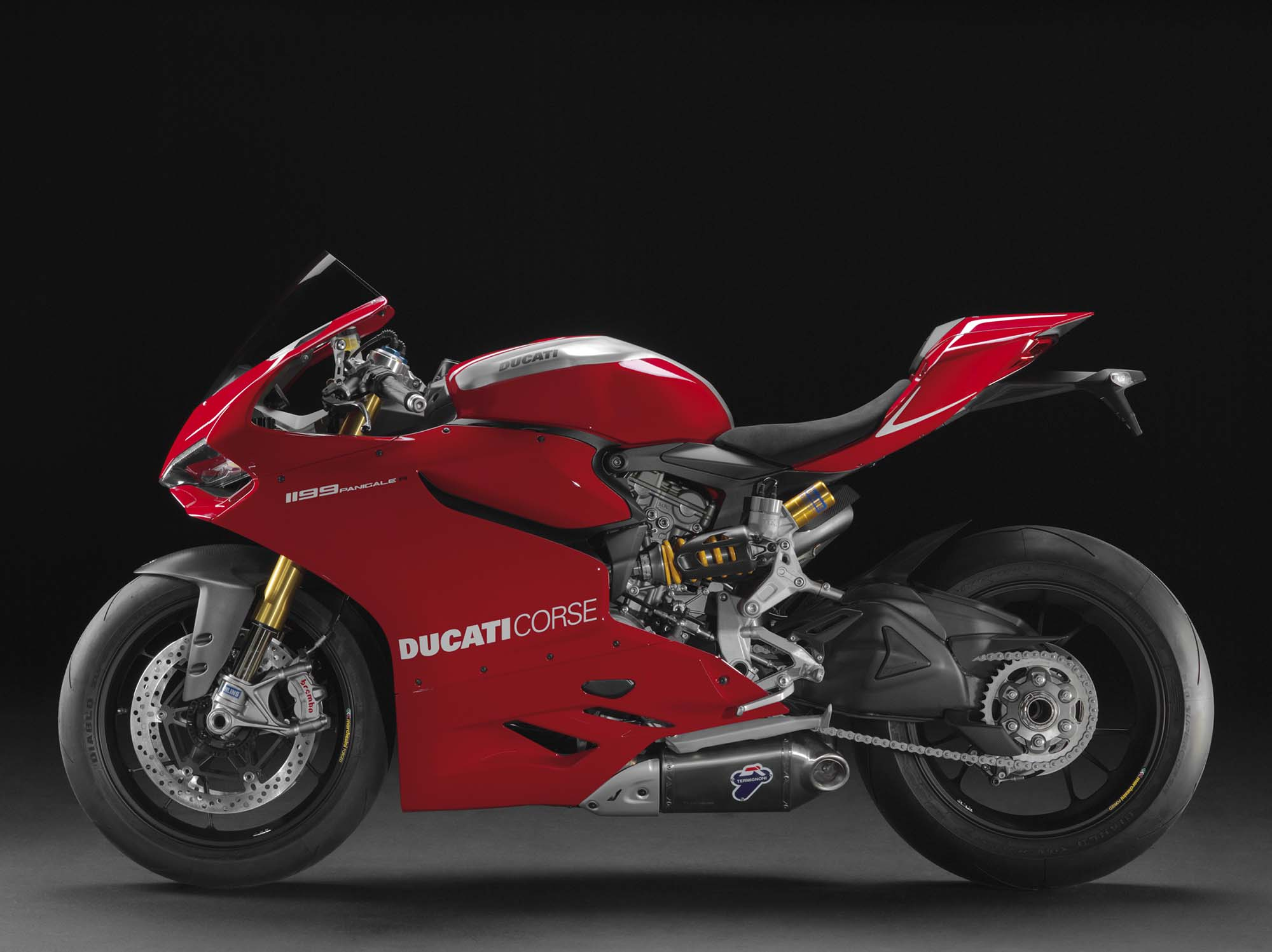 Ducati Superbike 1199 Panigale R 2013 wallpapers #13352