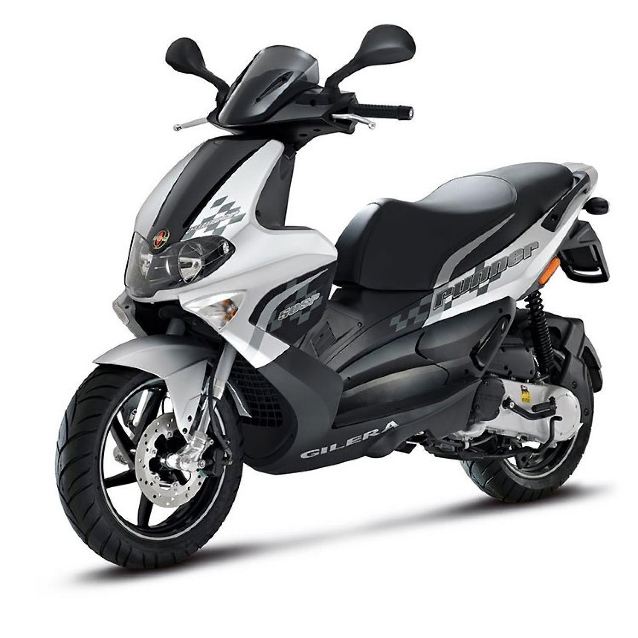 Gilera Runner 50 Black Soul 2015 images #76491
