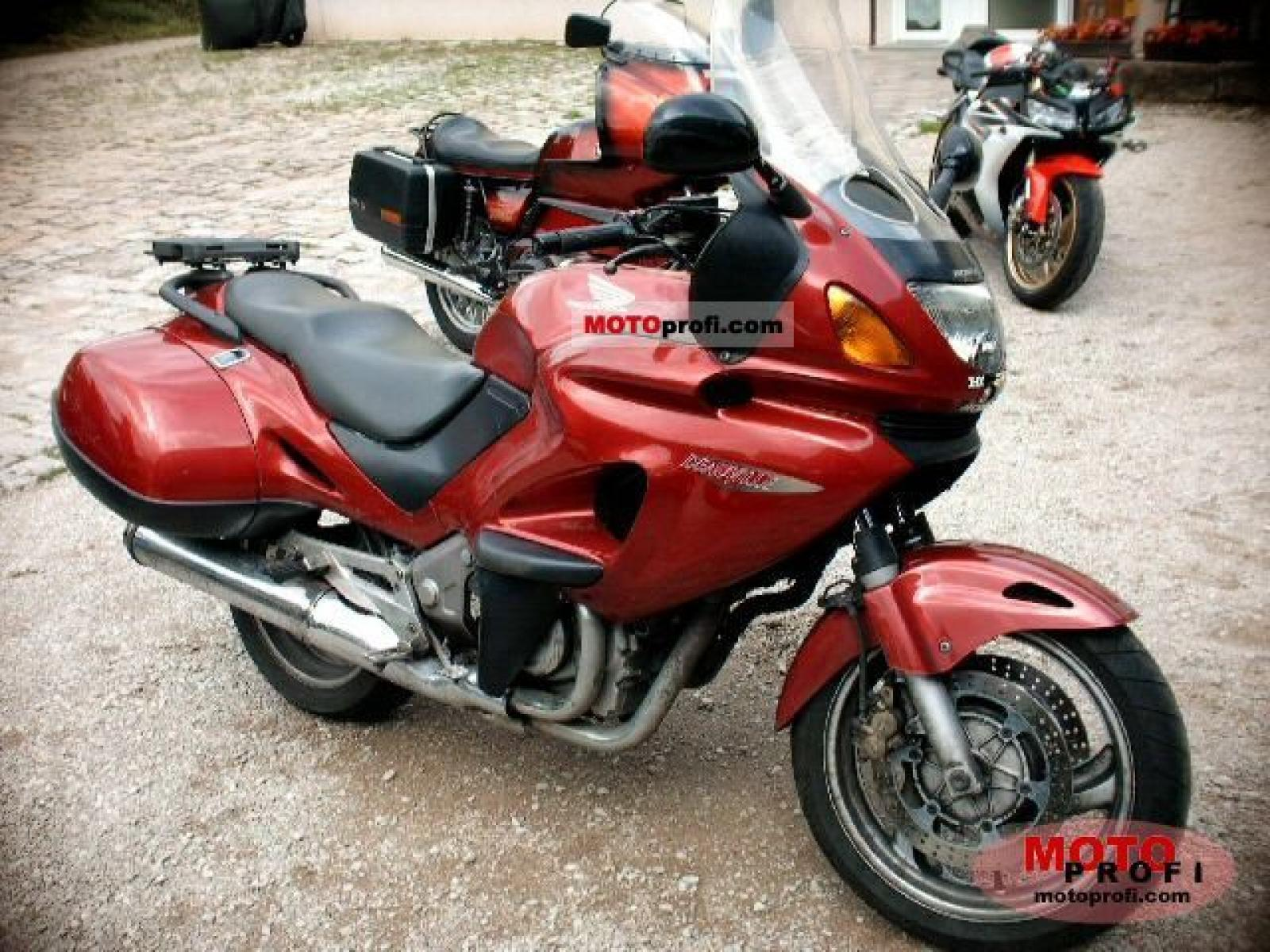 2001 Honda Nt 650 Deauville Pics Specs And Information