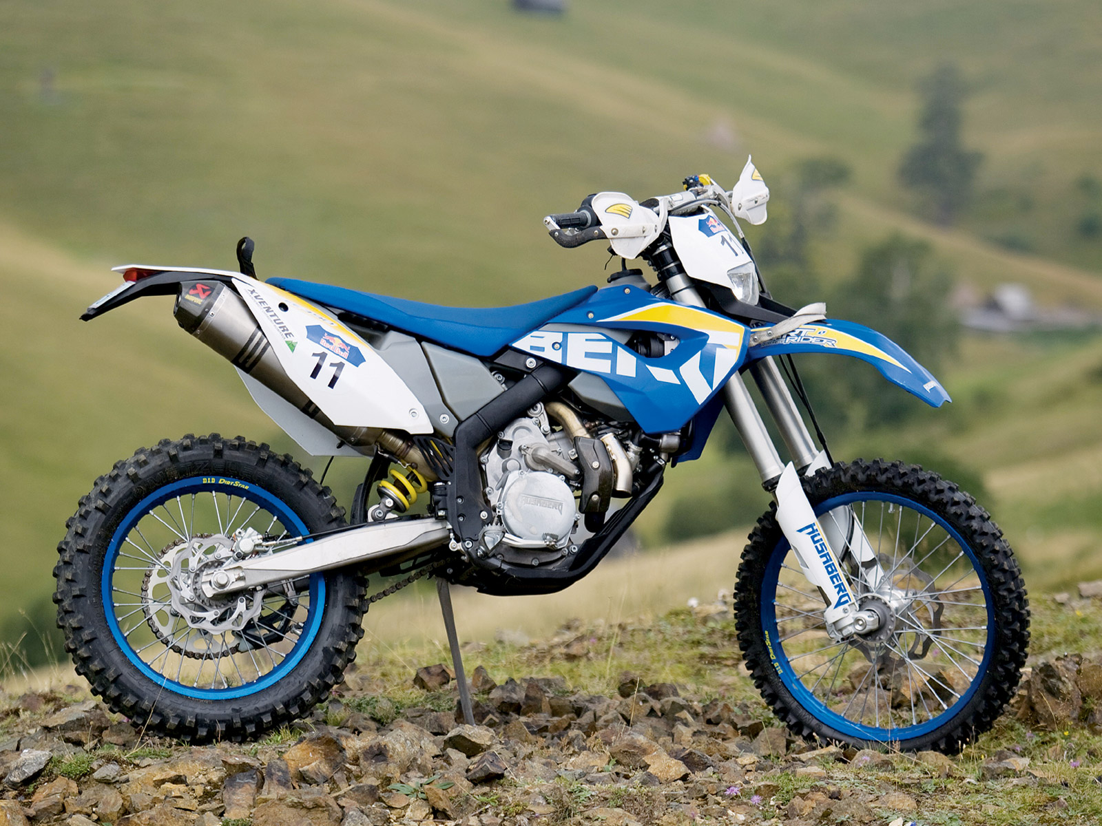 Husaberg FX 650 E wallpapers #137831
