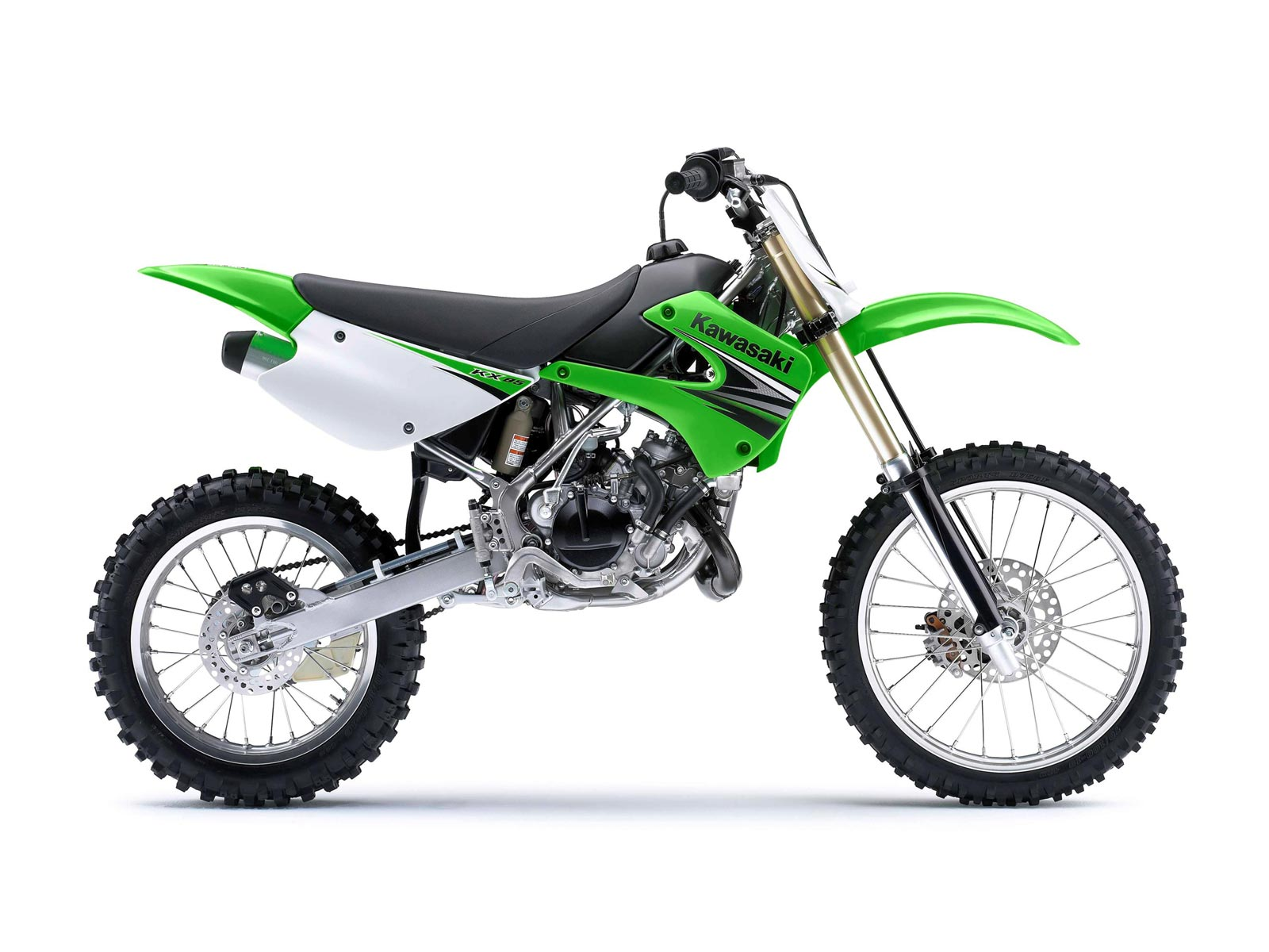 Kawasaki KX 85 II 2006 wallpapers #160548