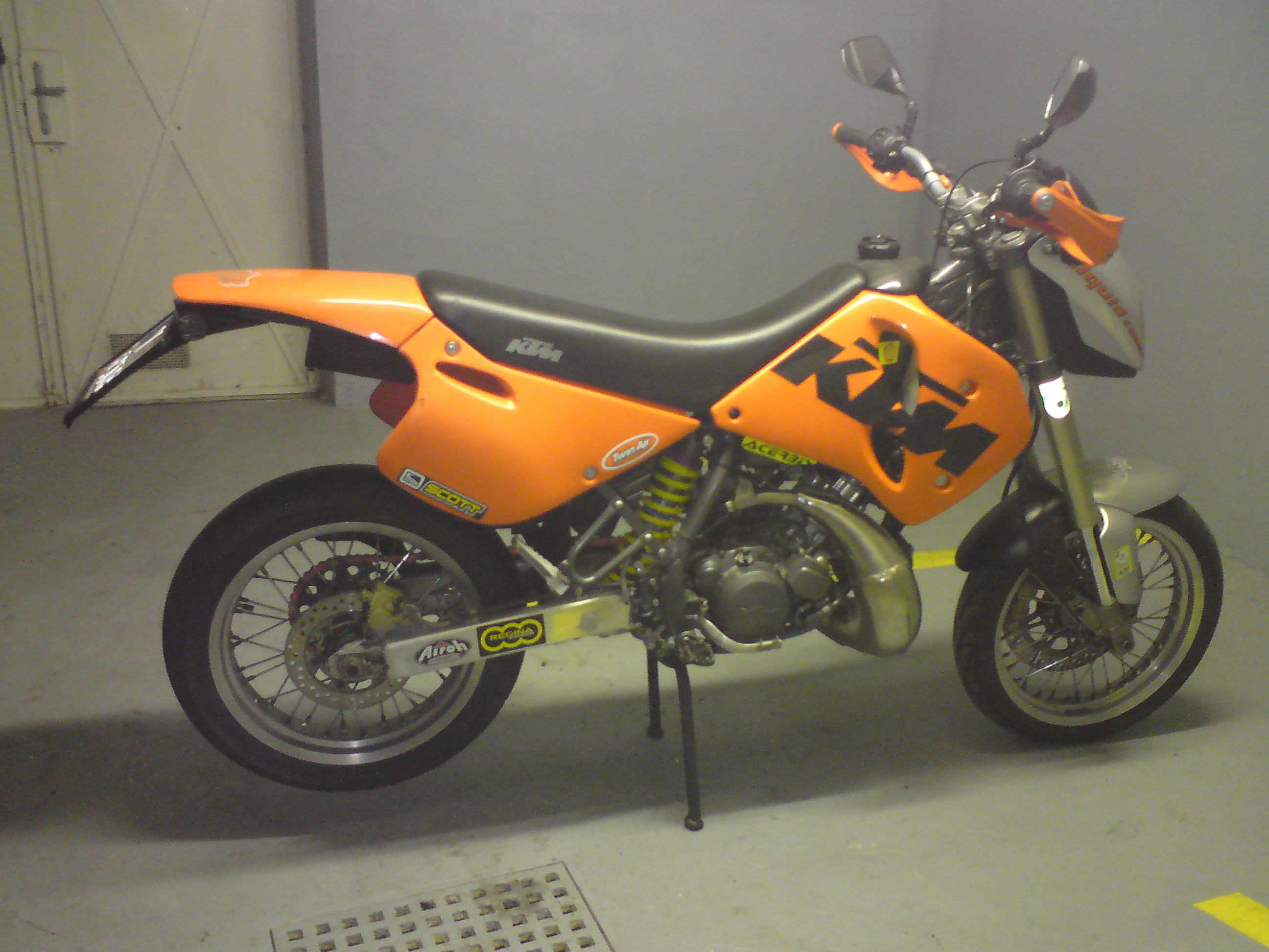 KTM 125 LC2 wallpapers #162131