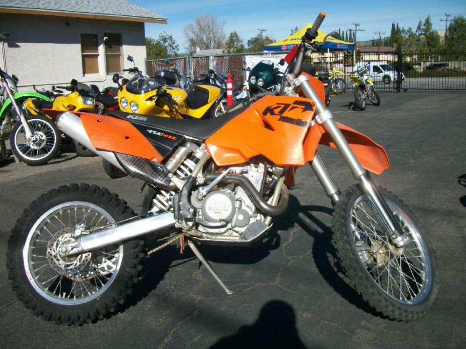 KTM 450 MXC USA wallpapers #161540