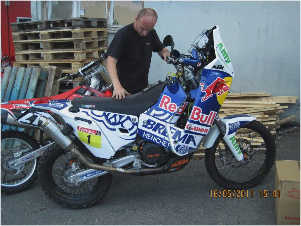 KTM 690 Rally Replica 2007 pics #36771