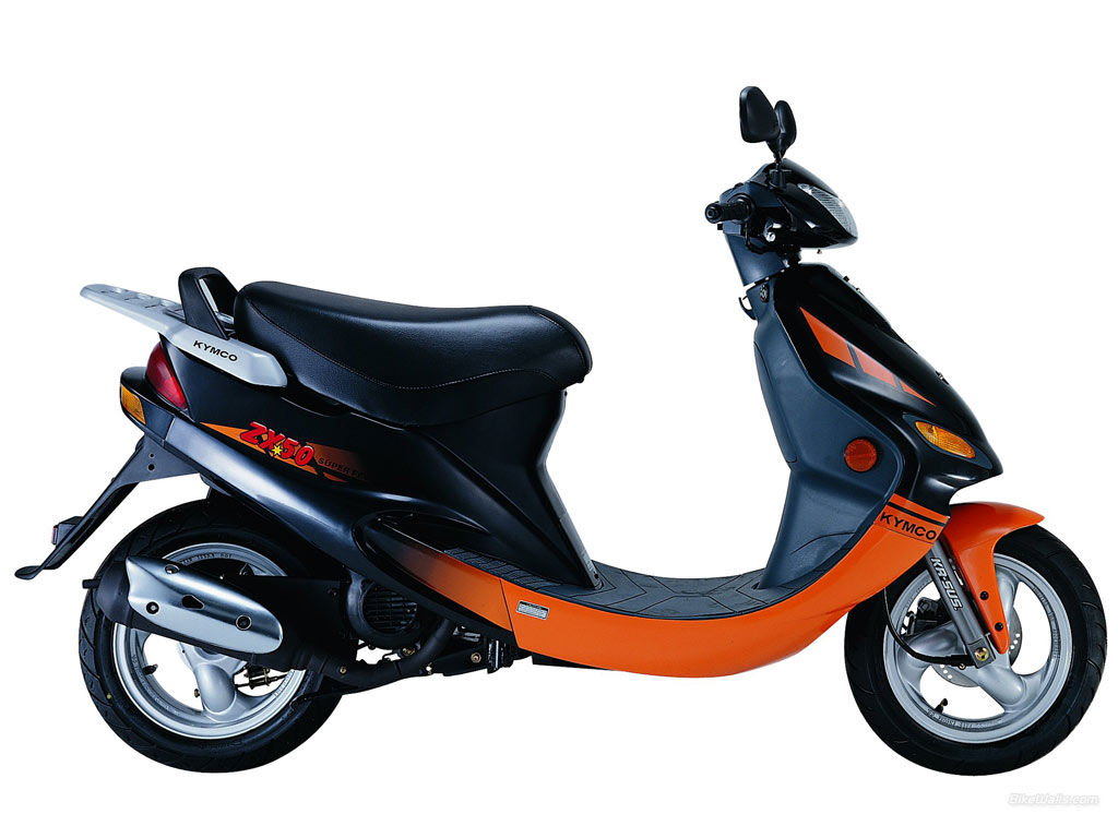 Kymco Scout ZX 50 2003 wallpapers #139227