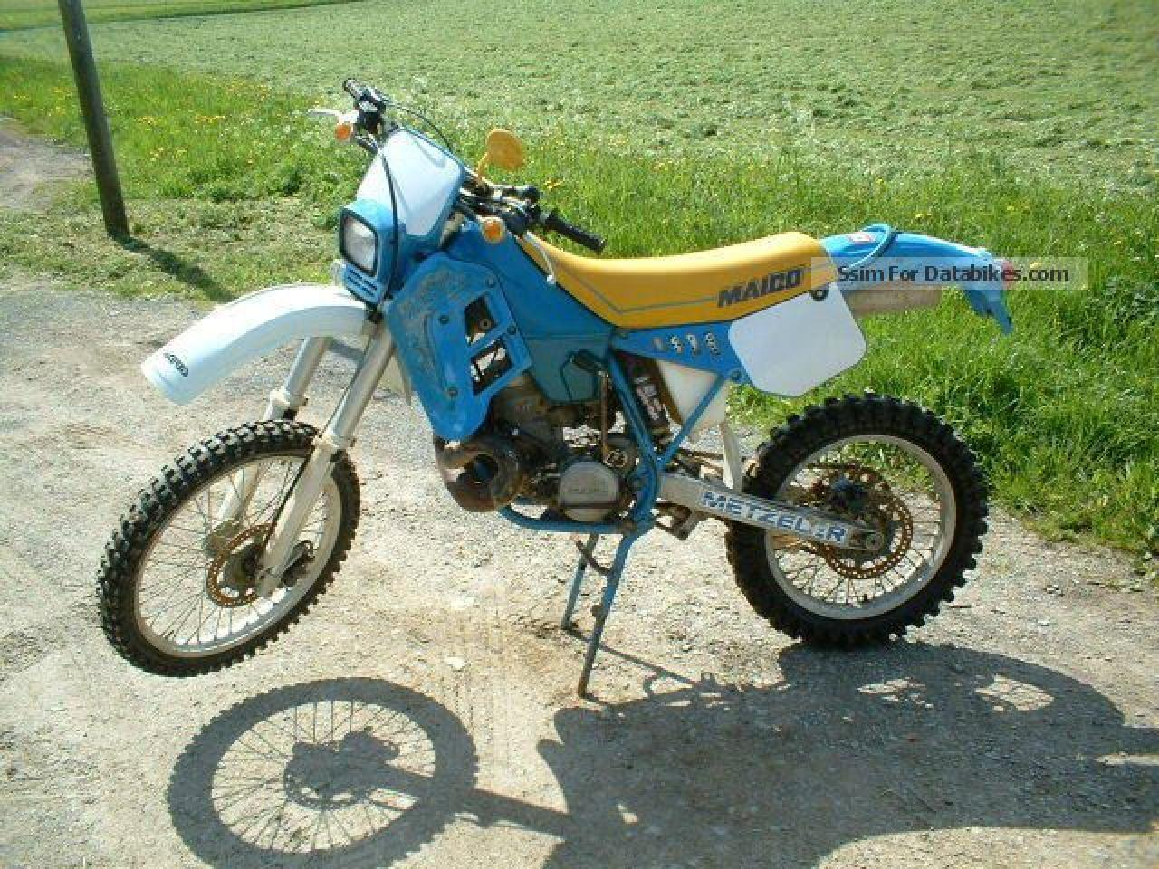 Maico MD 125/6 1973 images #102872