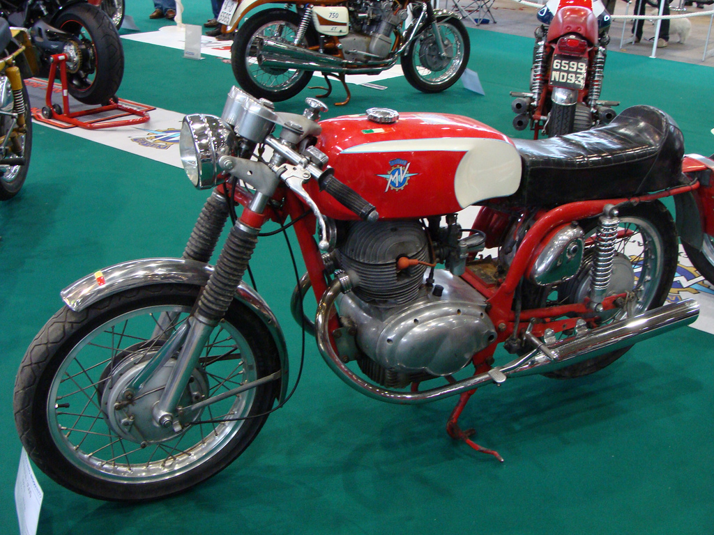 MV Agusta 350 S images #113035