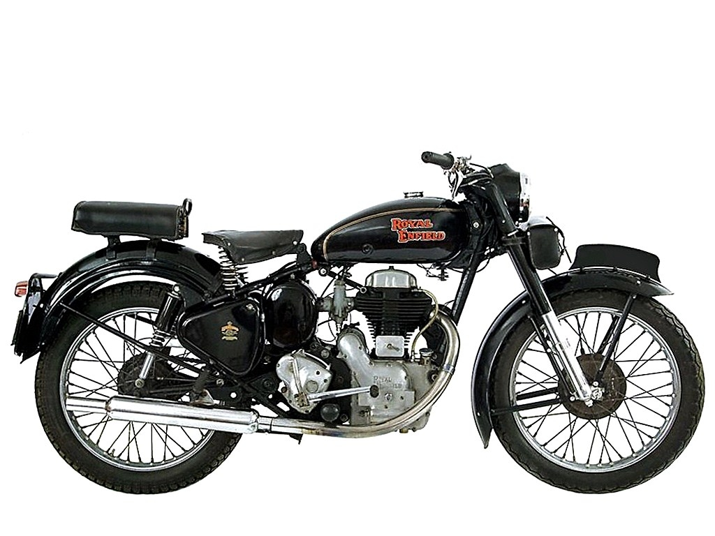 Royal Enfield Bullet 350 Classic 2008 images #123486