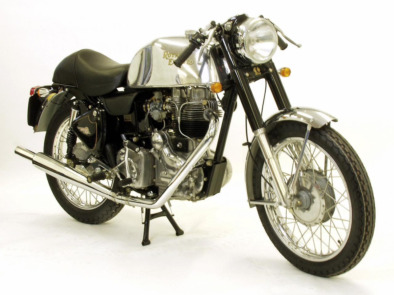 Royal Enfield Bullet 500 S Clubman 2001 images #122991