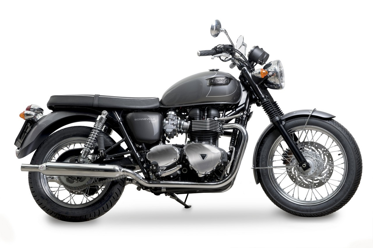 Triumph Bonneville SE 2013 wallpapers #173935
