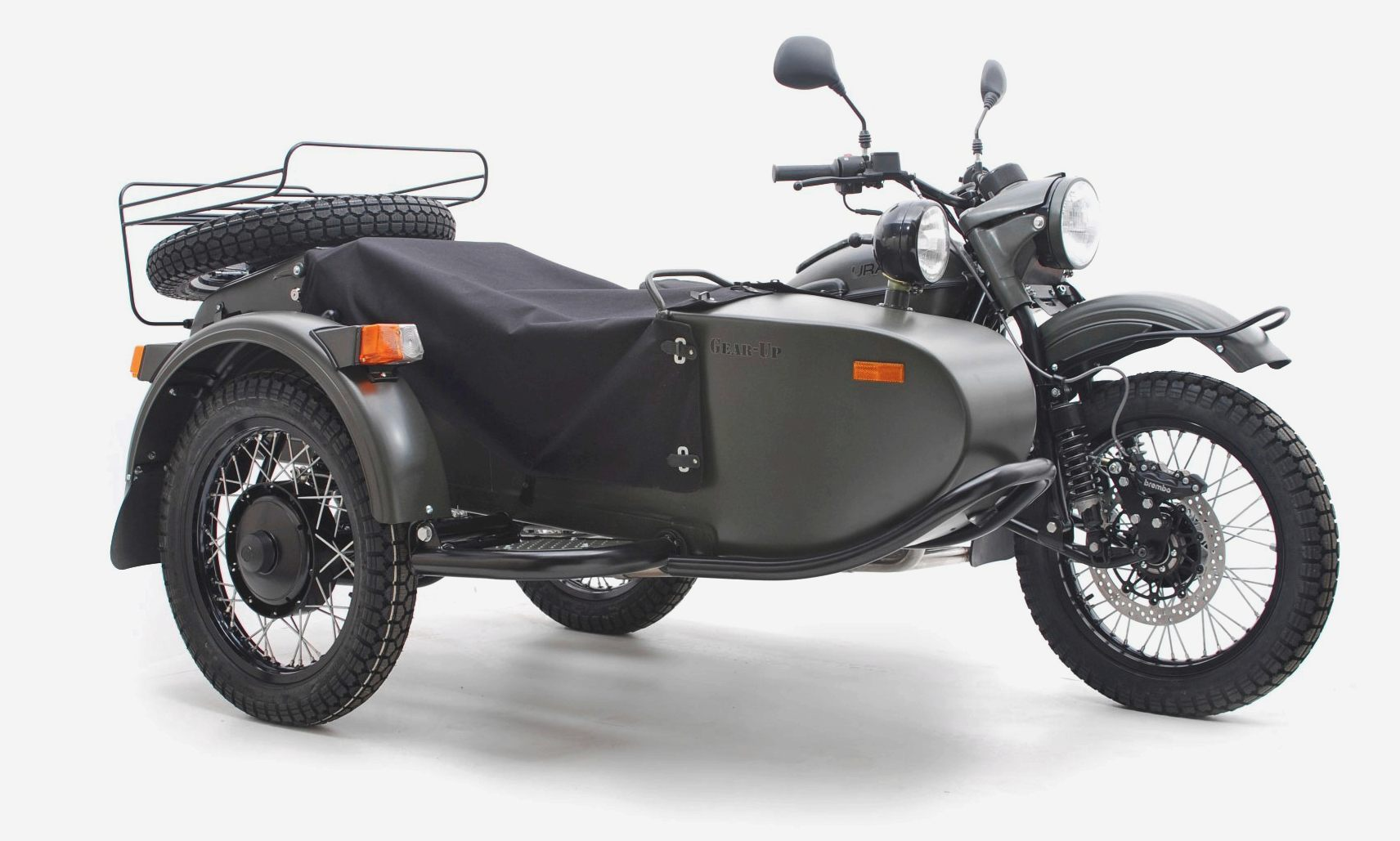 Ural Taiga 2WD Limited Edition 2010 images #129405