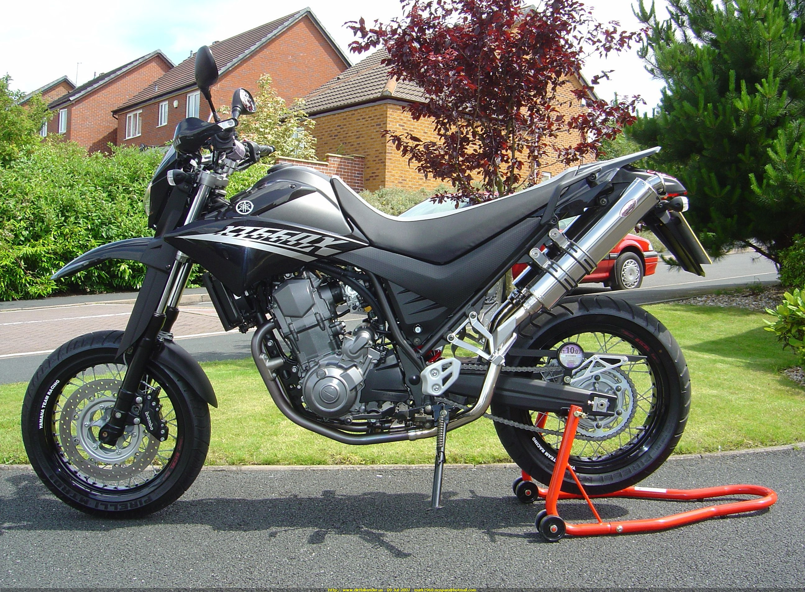 Yamaha Xt 660 R Pics Specs And List Of Seriess By Year